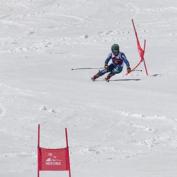 第5回星野リゾート 猫魔スキー場年代別GSスキー選手権