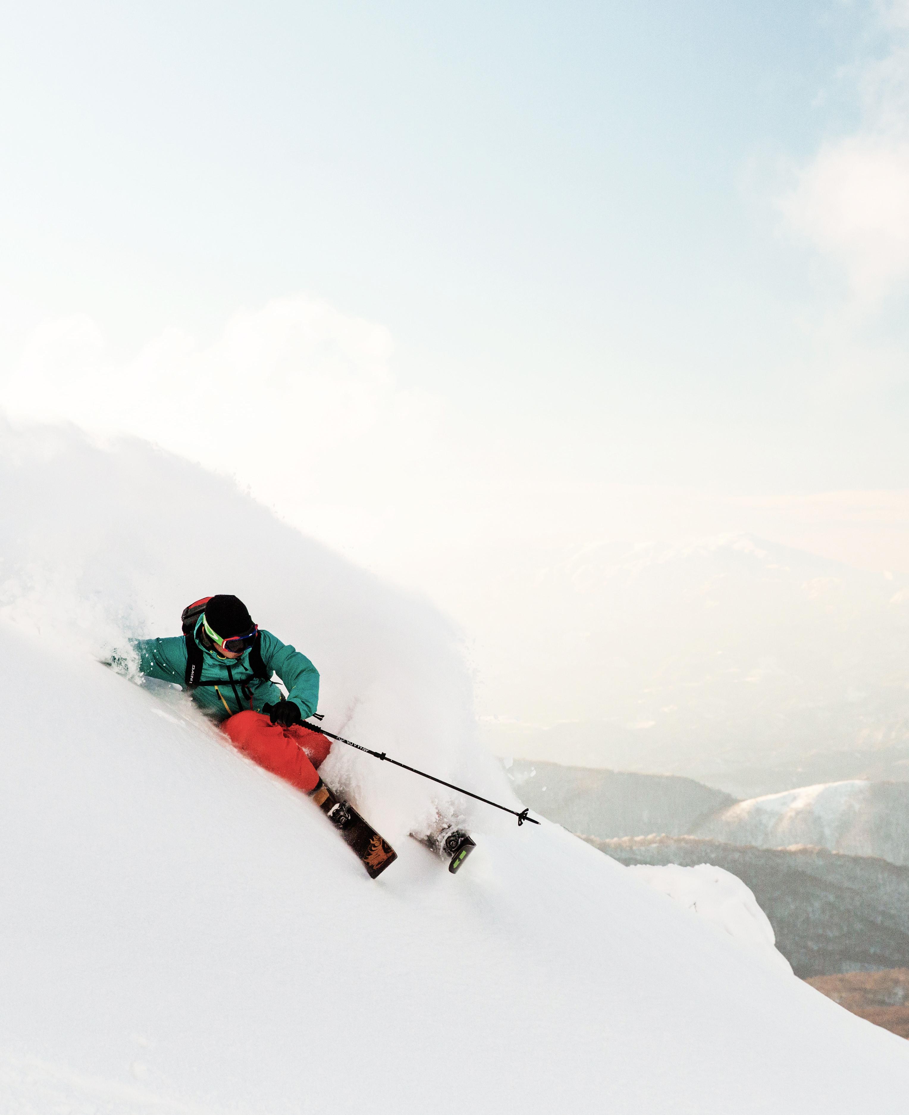 イラストストーリー – 【公式】星野リゾート 猫魔スキー場