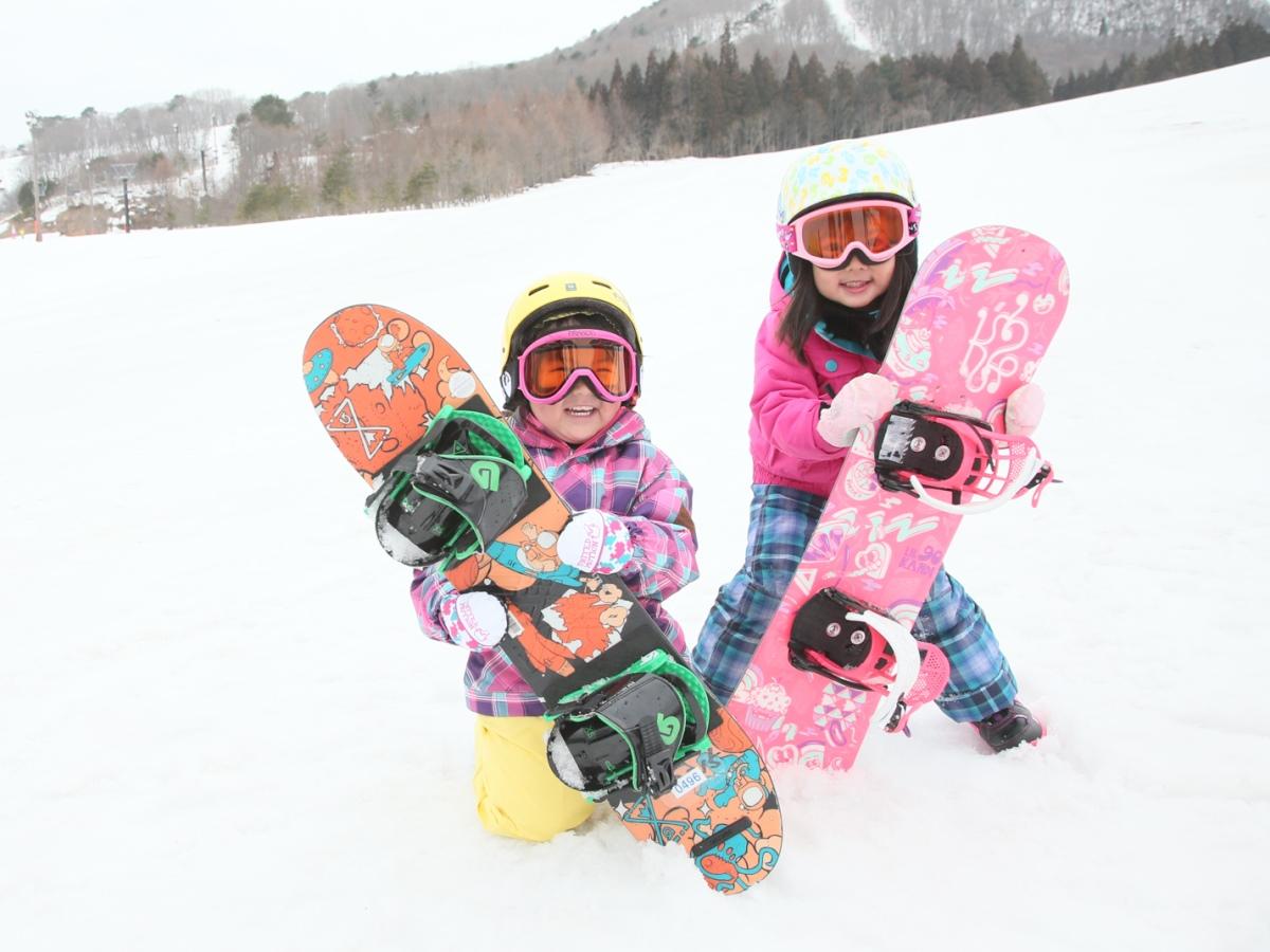 3月のスキーこどもの日