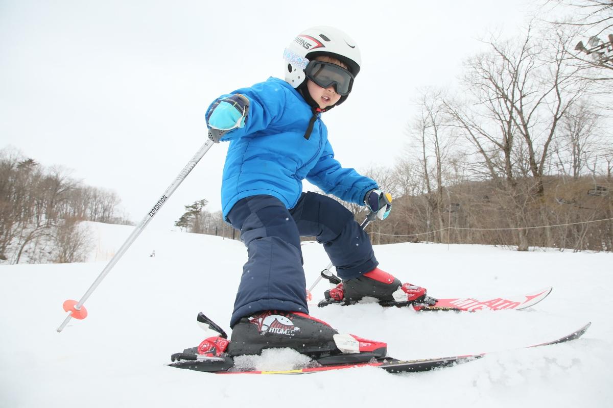 1月のスキーこどもの日