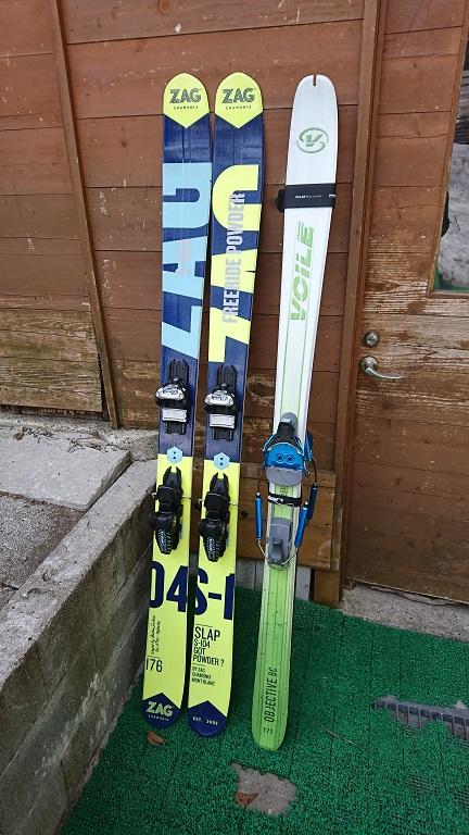 NRS スキー試乗会