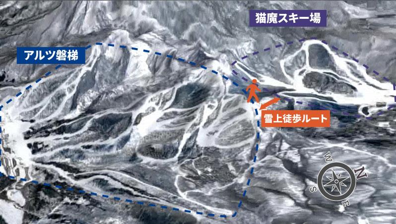 二世谷聯合 (Annupuri)滑雪場美食介紹 雪中健行